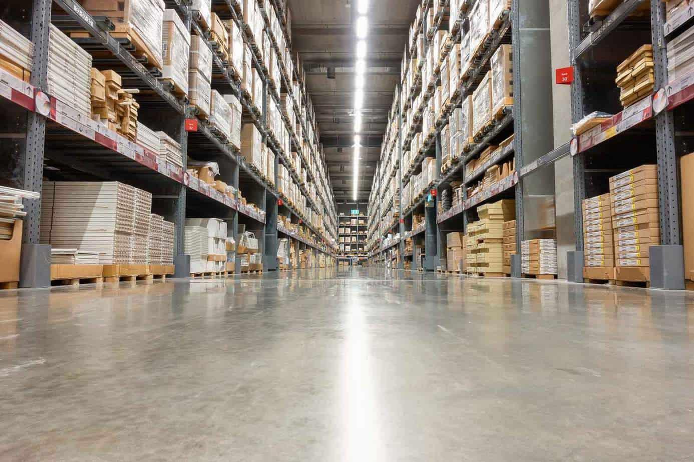image of distribution warehouse