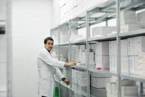 medical supply software