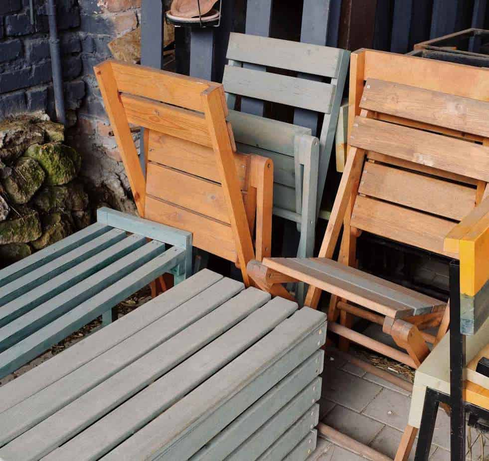image of finished chairs from BOM