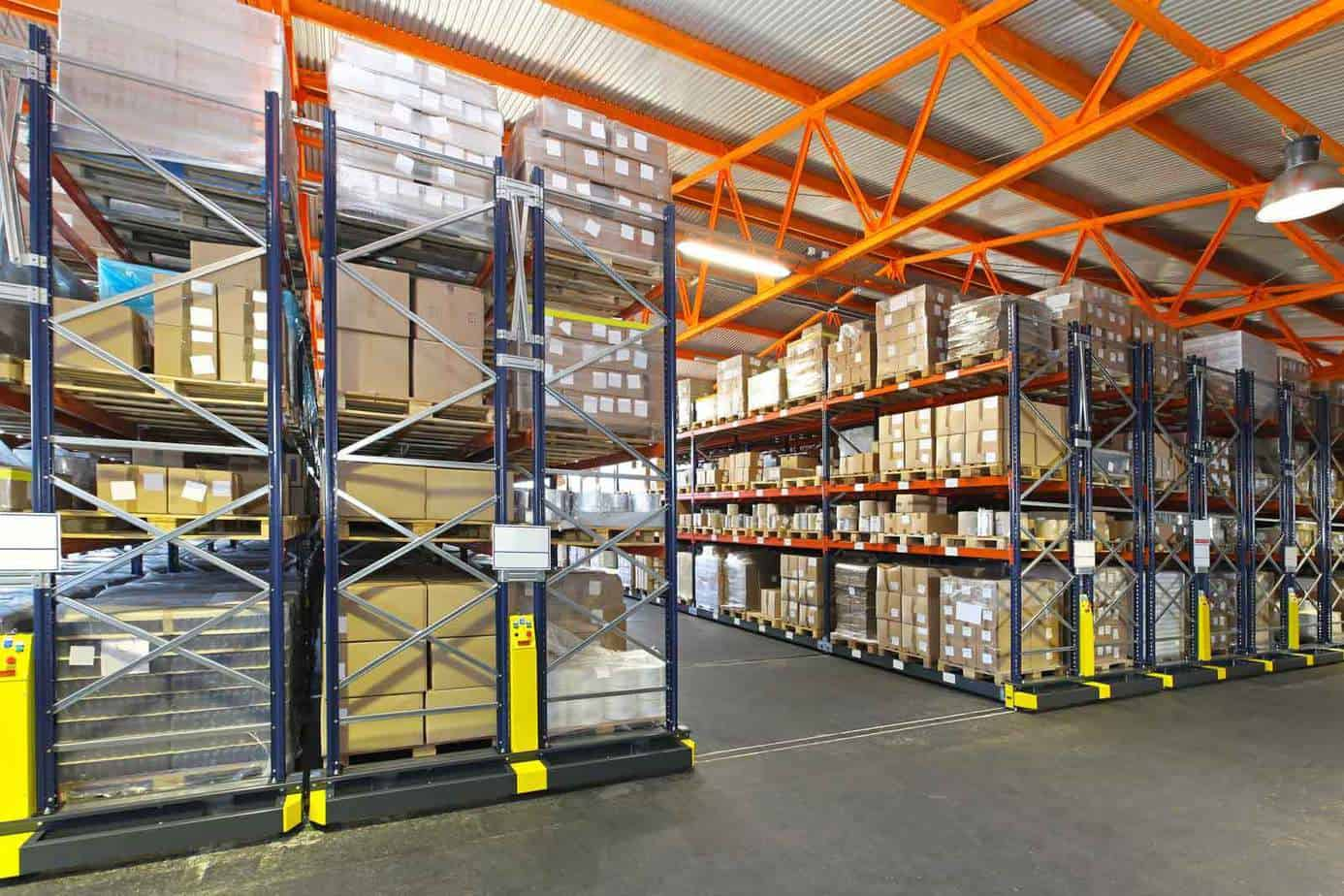 warehouse distribution software